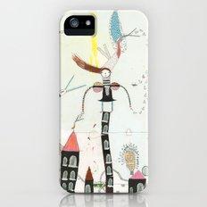 Desire creates the power. iPhone (5, 5s) Slim Case