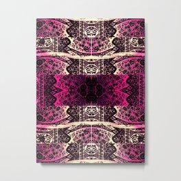 Flying Carpet - Tourmaline Metal Print