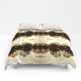 ContrastedSky Comforters