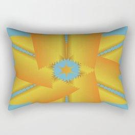 Sunny Rectangular Pillow