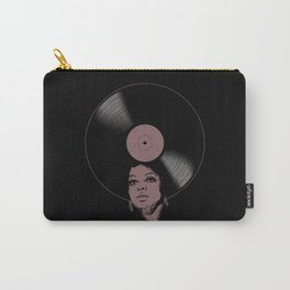 Afrovinyl (Vintage) Carry-All Pouch