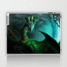 Aztec dragon (older work) Laptop & iPad Skin