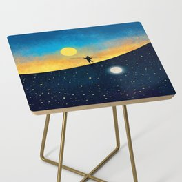 The Tightrope Walker Side Table