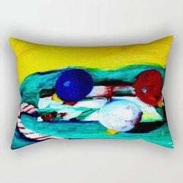 A Little Bit of Holiday Rectangular Pillow