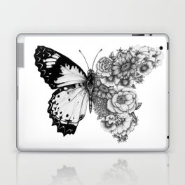 Butterfly in Bloom Laptop & iPad Skin