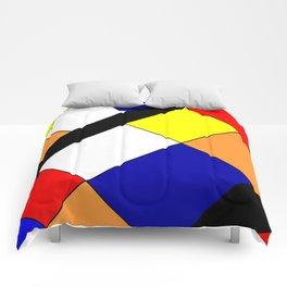 Mondrian #18 Comforters