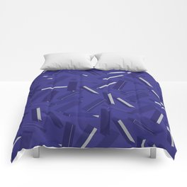 3D Pattern  X 0.5 Comforters