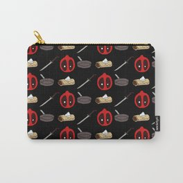 Dead pool pattern Carry-All Pouch