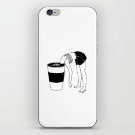 Coffee, First iPhone Skin