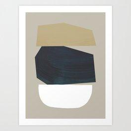 Tone Art Print