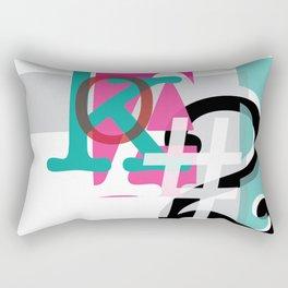 Random Rectangular Pillow