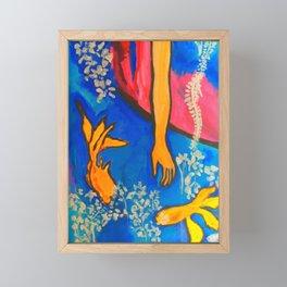 Ophelia  #society6 #decor #buyart Framed Mini Art Print
