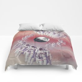 America Space Suits You Comforters