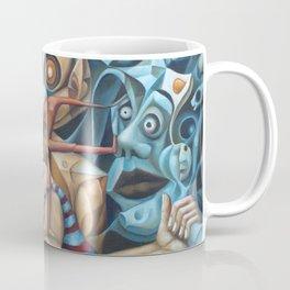 The Sea In The Fish Coffee Mug