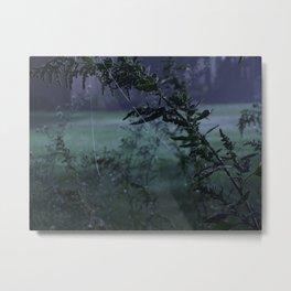 Green Gloom Metal Print
