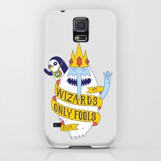 Wizards Only Fools Slim Case Galaxy S5