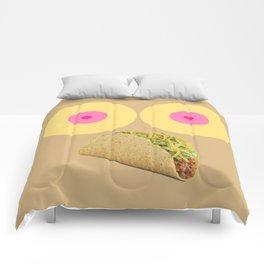 Feminist Taco Comforters