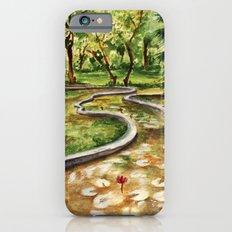 Autumn Pond iPhone 6s Slim Case