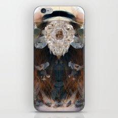 Birth//Death//Rebirth iPhone & iPod Skin