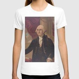 Vintage Portrait of George Washington (1876) T-shirt
