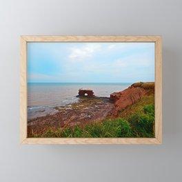 Unique Landmark in PEI Framed Mini Art Print