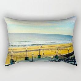 Ocean City Morning Rectangular Pillow