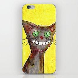 Derp Cat iPhone Skin