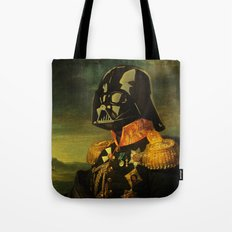 Portrait of Lord Vader Tote Bag