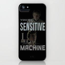 Sensitive iPhone Case