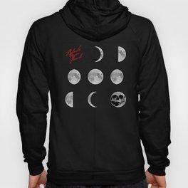 Black Moon Howl (art by Felix Jackson Jr.) Hoody