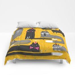 PARTY ANIMALS Comforters