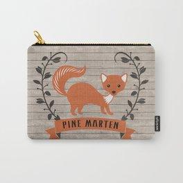 Pine Marten Carry-All Pouch