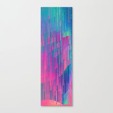 reign of glitch Canvas Print