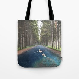 FORREST RIVER Tote Bag