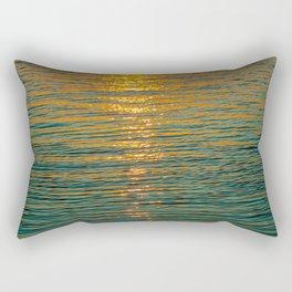 Sunflection Rectangular Pillow