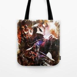 Blood Moon JHIN Tote Bag