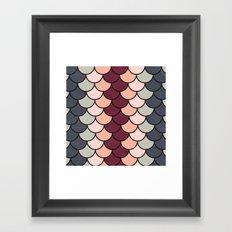 Tea Tones Framed Art Print