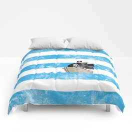 Pirates Love Stripes Comforters