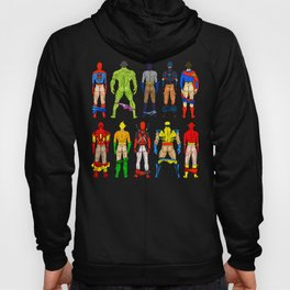 Superhero Butts Hoody