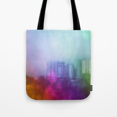 Busan Fog Tote Bag