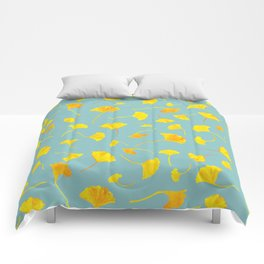 Ginkgo Collection Comforters
