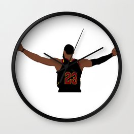 For the Land!!! Wall Clock