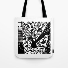 Promise 2 Tote Bag