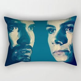 Forever and ever... Rectangular Pillow