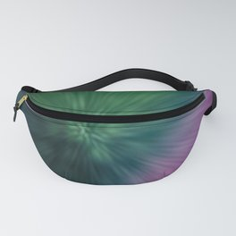 Calamity of Clashing Colors Fanny Pack