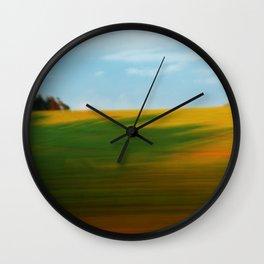 120km/h Wall Clock
