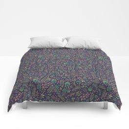 Pastel Flower Ditsy Pattern Comforters