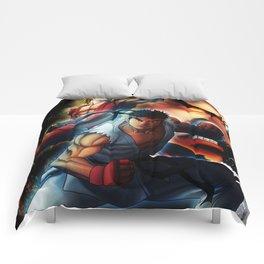 Street Fighters Comforters