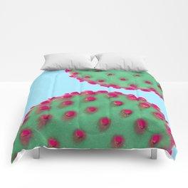 Color Cactus Comforters