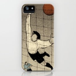 History of Football - 1930 iPhone Case